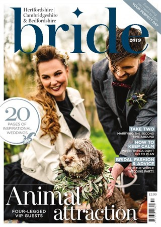 Bride the magazine your local wedding magazine magazine junglespirit Choice Image