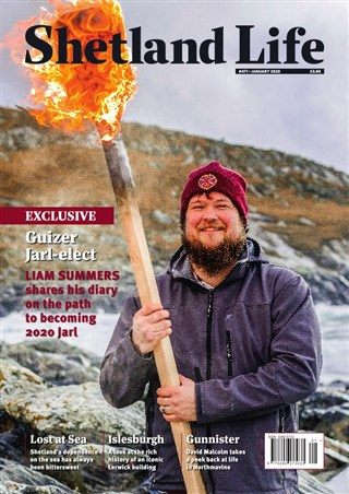 Try, buy and subscribe to the full digital edition of Shetland Life