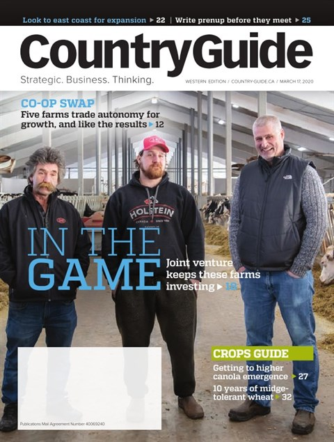 Country Guide West — 2020-03-17