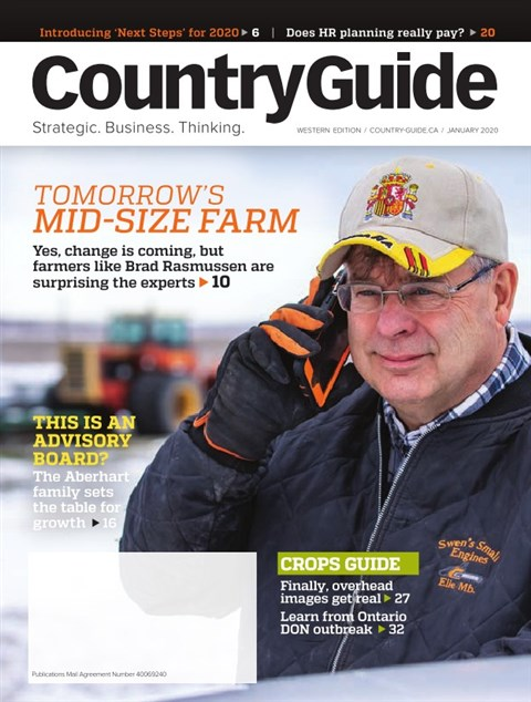 Country Guide West — 2020-01-07
