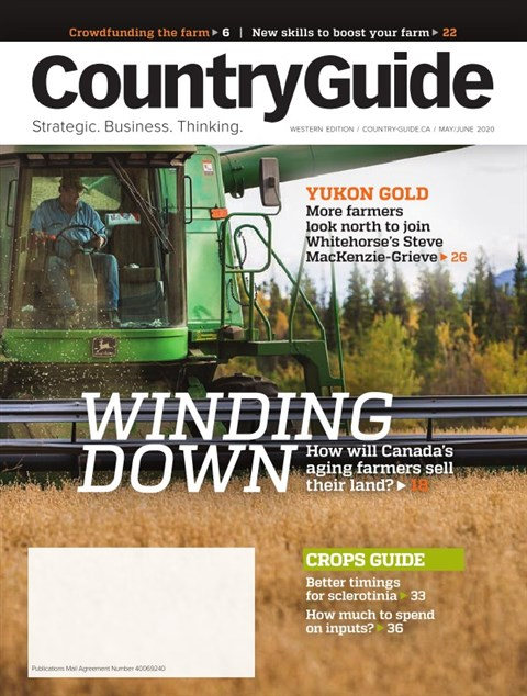 Country Guide West — 2020-05-26
