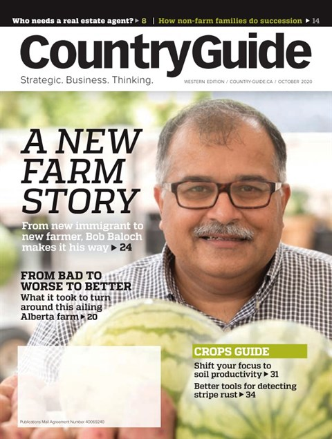 Country Guide West — 2020-10-06