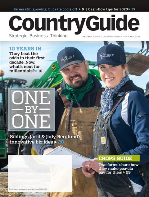 Country Guide West — 2020-03-31
