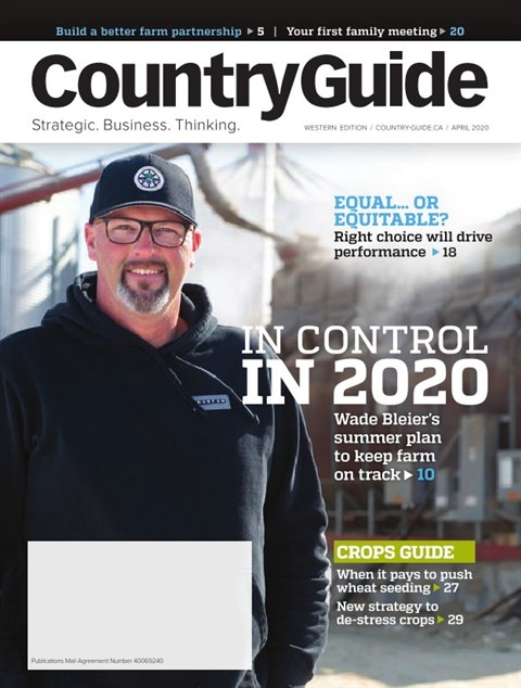 Country Guide West — 2020-04-14