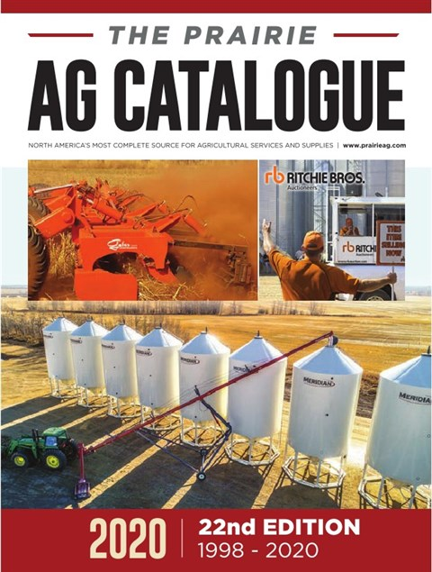 The Prarie Ag Catalogue — 2020-03-05