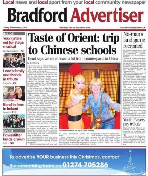 The Bradford Advertiser