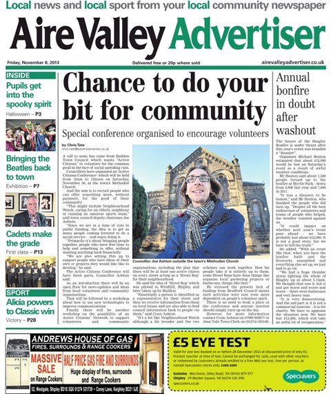 Aire Valley Advertiser
