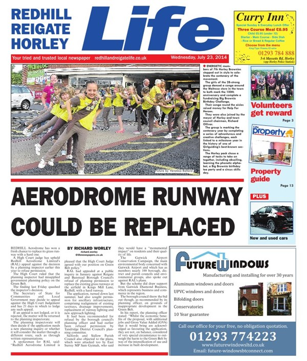 Redhill, Reigate & Horley Life