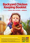 Backyard Chicken Keeping Booklet cover image