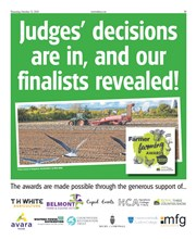Three Counties Farming Awards 2020 - The finalists