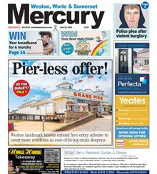 Weston, Worle & Somerset Mercury