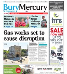 Bury Mercury