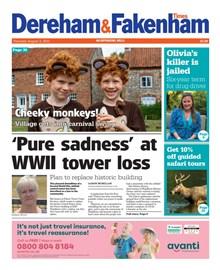 Fakenham & Wells Times
