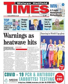 Welwyn Hatfield Times
