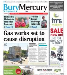Bury Mercury