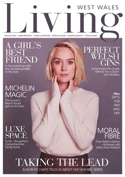 Living Magazine - West Wales