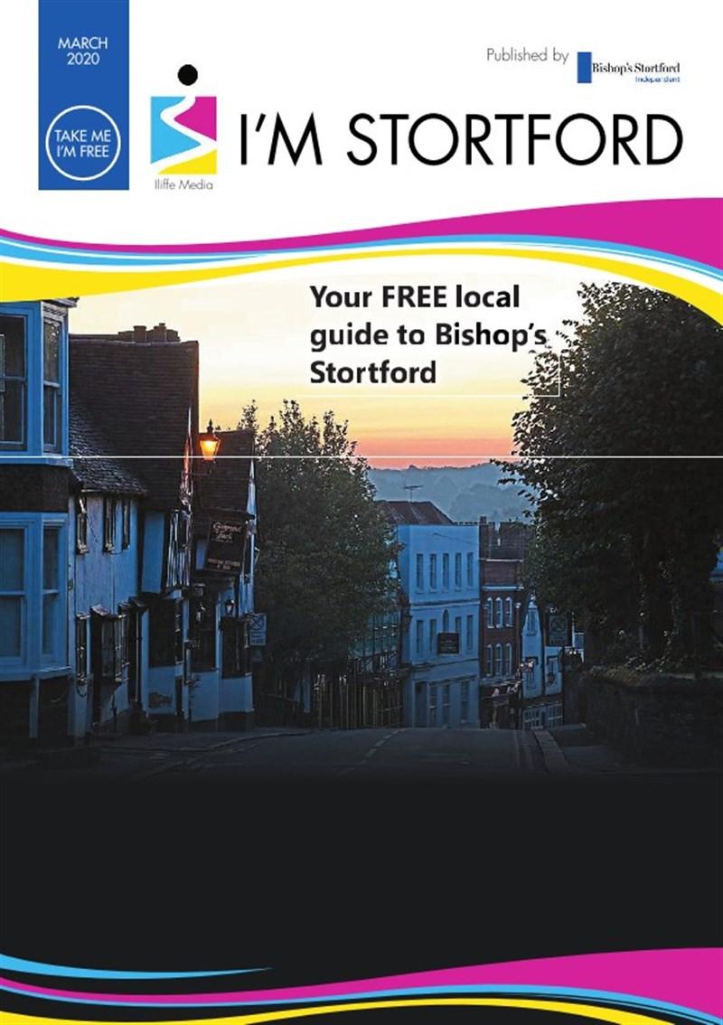 I'm Stortford