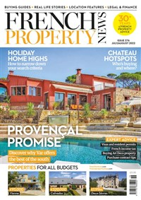 French Property News cover