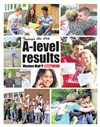 A-level Results 13/08/2015