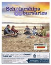 Scholarships and Bursaries 21/05/2015