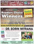 2016 Kitchener Readers' Choice Winners