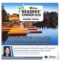 Huntsville Readers' Choice Award winners
