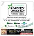 Readers' Choice Awards winners