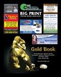 Brock Big Print Phone Book