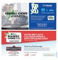 Flamborough Review Readers' Choice Award Winners