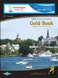 Gananoque Goldbook