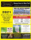 Port Perry Big Type Phone Book