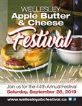 Wellesley Apple Butter & Cheese Festival