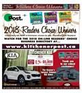 2018 Kitchener Readers' Choice Winners