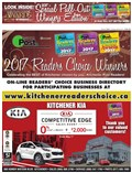 2017 Kitchener Readers' Choice Winners