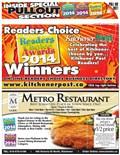 2014 Kitchener Readers' Choice Winners