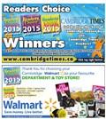 2015 Readers' Choice Winners