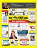 Uxbridge Big Type Phone Book