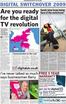 Digital TV Switchover 2009