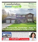 Cambridge Homefinder March 1