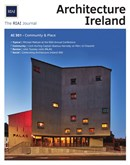 Architecture Ireland Issue 301