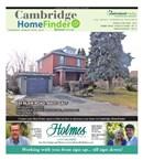 Cambridge Homefinder March 28