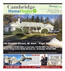 Cambridge Homefinder March 8