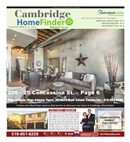 Cambridge Homefinder March 22