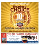 HCN Readers Choice Nominees 2016