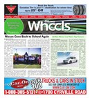 Wheels West November 23 2017