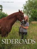Sideroads Fall 2016