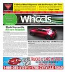 Wheels East November 30 2017