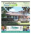 Cambridge Homefinder May 23