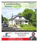 Cambridge Homefinder August 2