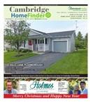 Cambridge Homefinder December 20